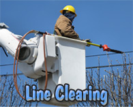 Yards By Us - Line clearing tree services